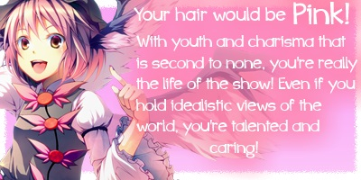 What Anime Hair Color Best Suits Your Personality?